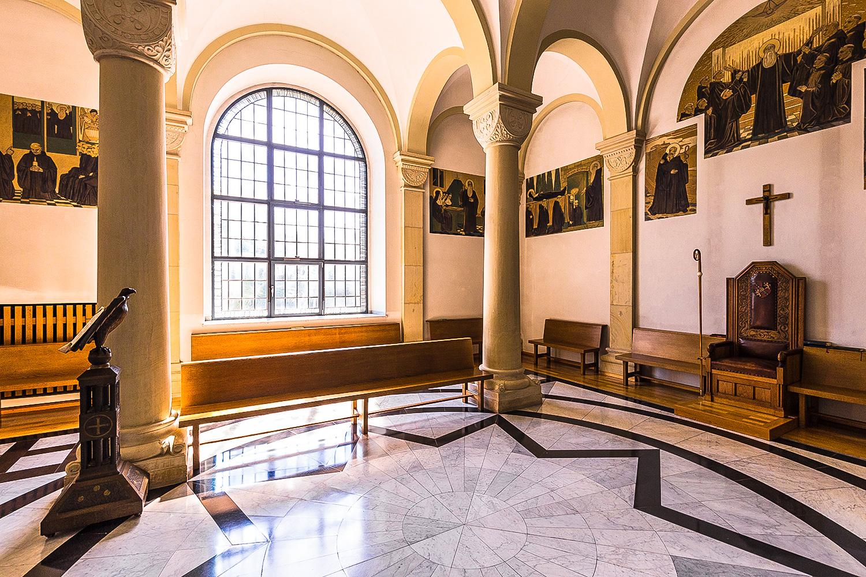 Abtei Gerleve – Kapitelsaal
