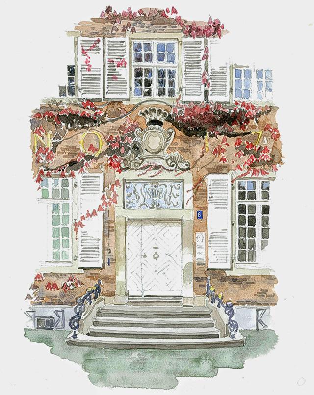 Abtei Gerleve – Theo Damm
