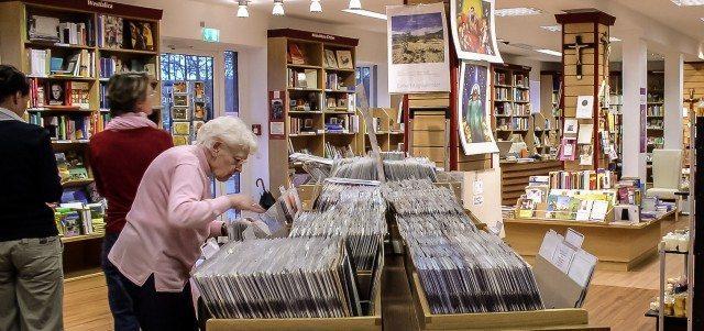 Abtei Gerleve, Buchhandlung