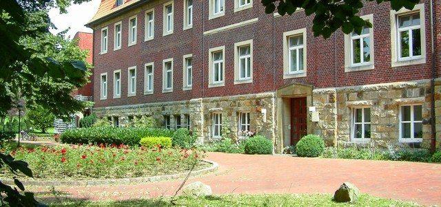 Abtei Gerleve, Haus Ludgerirast
