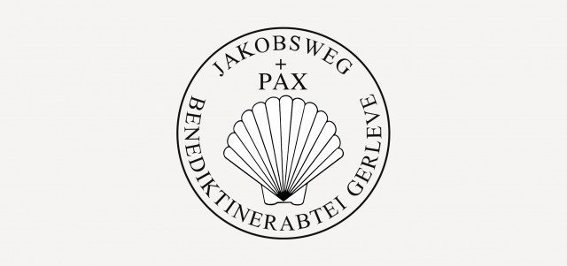 Abtei Gerleve, Jakobsweg