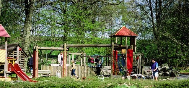 Abtei Gerleve – Spielplatz