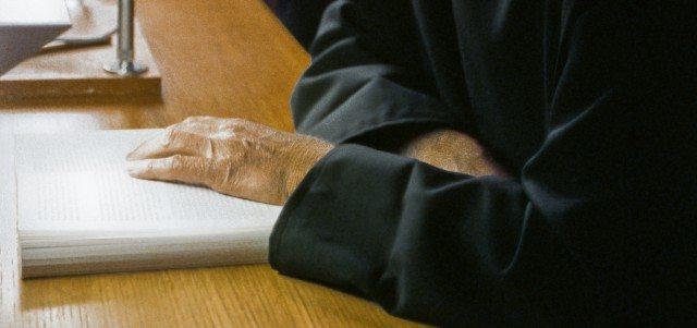 Abtei Gerleve Tischlesung