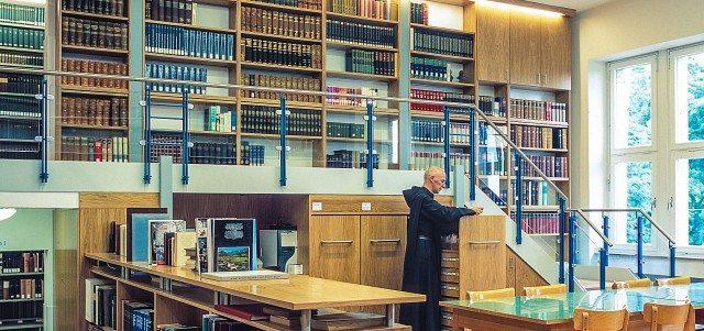 Abtei Gerleve, Bibliothek