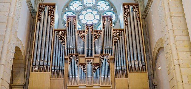 Abtei Gerleve, Orgel